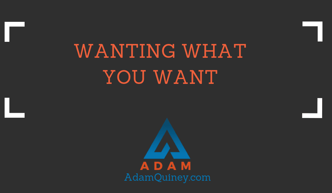 Wanting What You Want