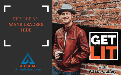Ep 63: Ways Leaders Hide