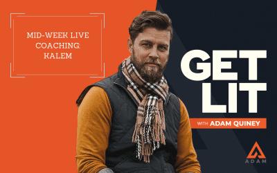 Mid-week Live Coaching: Kalem