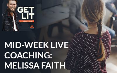 Mid-Week Live Coaching: Melissa Faith