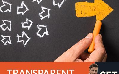 Ep 107: Transparent Leadership