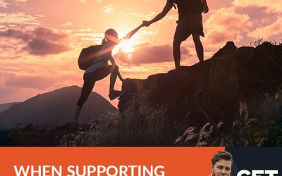 Ep 122: When Supporting Other People Is For Yourself