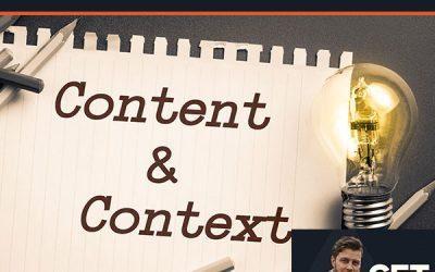 Ep 131: Content vs. Context