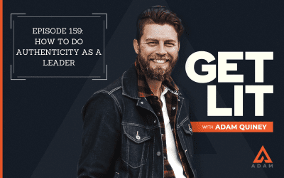 Ep 159: How to do Authenticity as a Leader